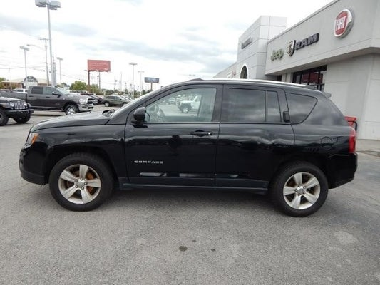 2014 Jeep Compass Latitude Murfreesboro Tn White Haven Blackman Kittrell Tennessee 1c4njdeb1ed621753